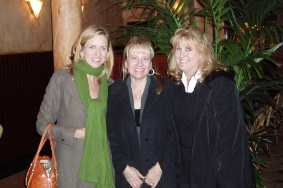 Lisa, Susie & Cyndee