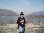 Jonathan and the Hudson River